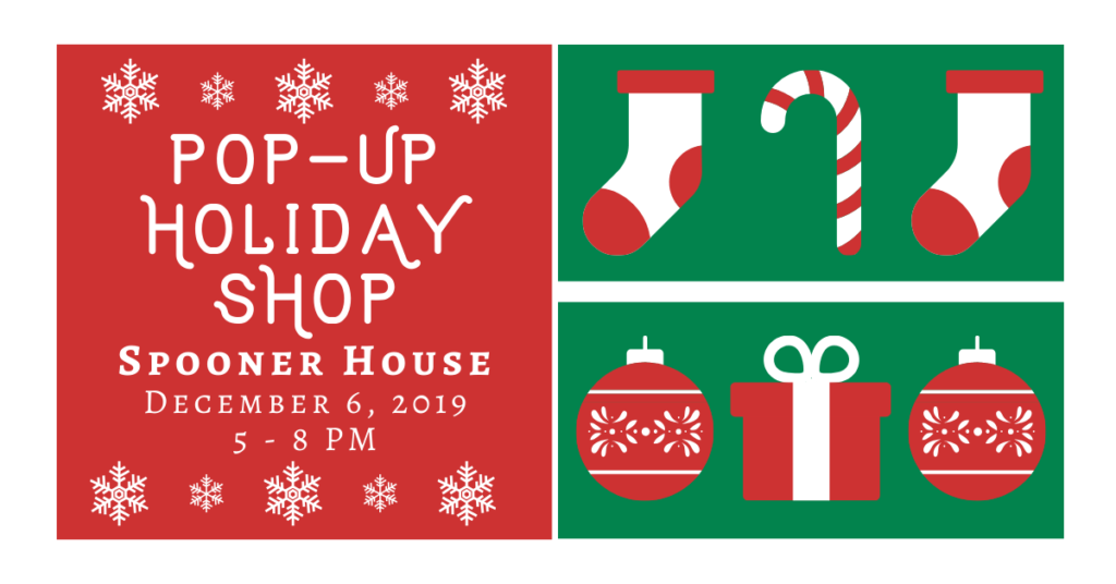 Pop-Up Holiday Shop