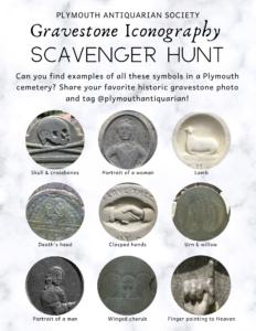Gravestone Iconography Scavenger Hunt