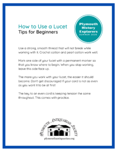 Lucet Tips